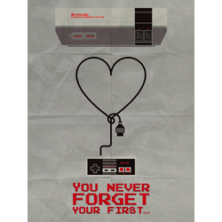 Nintendo - You Never Forget Your First