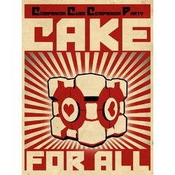 Portal 2 - Cake For All