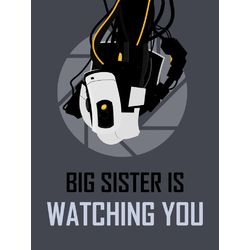 Portal 2 - Big Sister Is Watching You