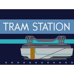 Prey - Tram Station (Коллекция постеров №1)