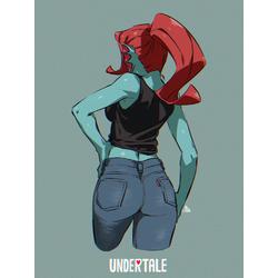 Undertale - Undyne