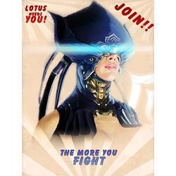 Warframe - Lotus Needs You!   Варфрейм