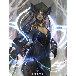 Warframe - Lotus   Варфрейм - Лотос