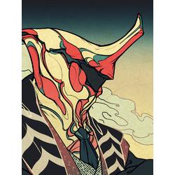 Warframe - Frost (Коллекция постеров №3)   Варфрейм - Фрост
