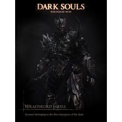 Dark Souls - Wraithlord Jaryll   Темные Души