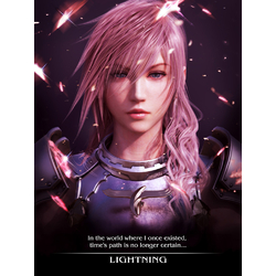 Final Fantasy 13 - Lightning