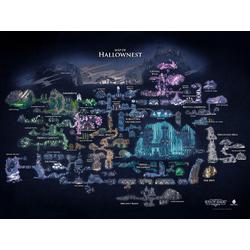 Hollow Knight - Hallownest | Игровая карта
