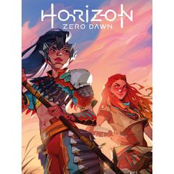 Horizon Zero Dawn (Коллекция постеров №2)