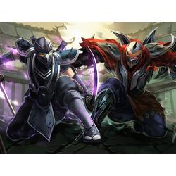 League of Legends: Akali | Лига Легенд: Акали