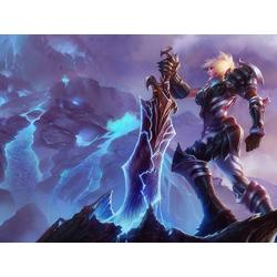 League of Legends: Riven | Лига Легенд: Ривен
