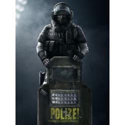 Tom Clancy's Rainbow Six Siege (Коллекция постеров №1) - Blitz