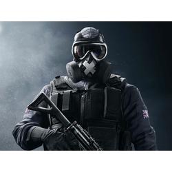 Tom Clancy's Rainbow Six Siege (Коллекция постеров №2) - Mute
