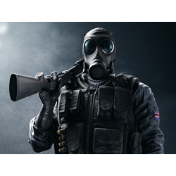 Tom Clancy's Rainbow Six Siege (Коллекция постеров №2) - Smoke