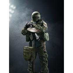 Tom Clancy's Rainbow Six Siege (Коллекция постеров №1) - Tachanka