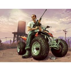 Grand Theft Auto 5 (Коллекция постеров №1) - Тревор