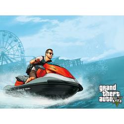 Grand Theft Auto 5 (Коллекция постеров №3) - Майкл