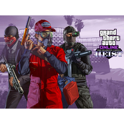 Grand Theft Auto Online (Коллекция постеров №2) - Diamond Casino And Resort