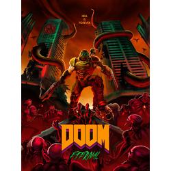 Doom Eternal - Hell is Forever | Дум Этернал