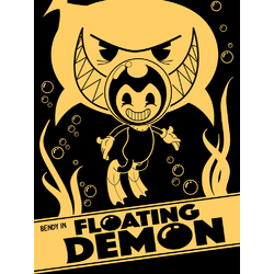 Bendy in Floating Demon | Бенди
