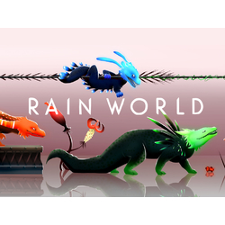 Rain World | Рейн Ворлд