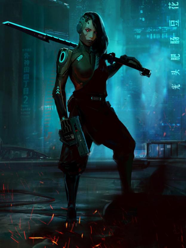 Cyberpunk 2077   Киберпанк 2077