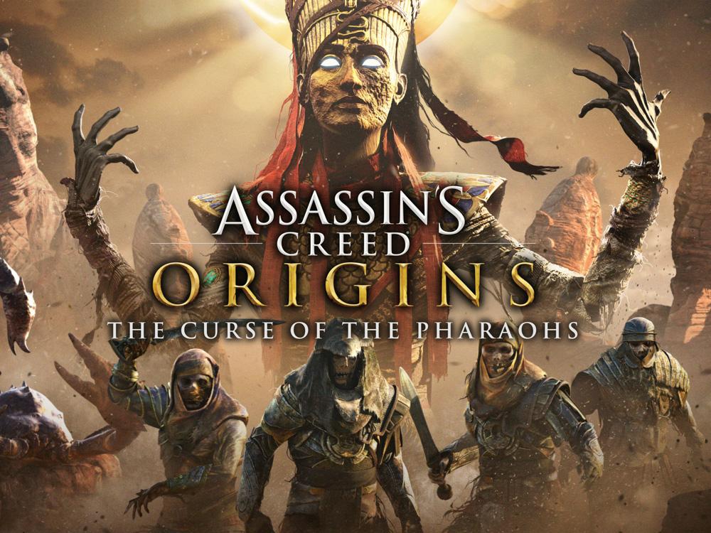 Assassins Creed | Кредо Ассасина - Origins