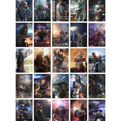 Mass Effect | Масс Эффект - Персонажи