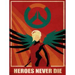 Overwatch | Овервотч - Heroes Never Die