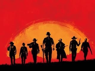 Категория постеров и плакатов Red Dead Redemption
