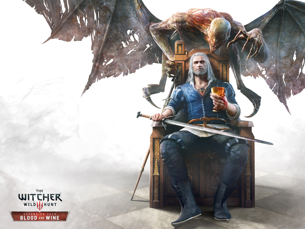 Witcher 3 | Wild Hunt | Ведьмак