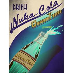 Nuka Cola: QuanTum | Нюка Кола