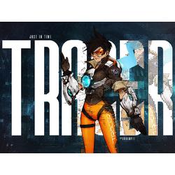 Overwatch: Tracer | Овервотч