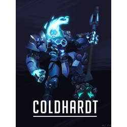 Overwatch: Coldhardt | Овервотч