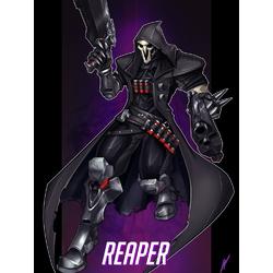 Overwatch: Reaper | Овервотч