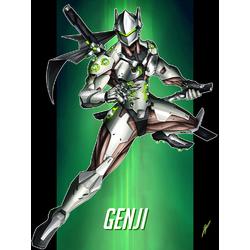 Overwatch: Genji | Овервотч