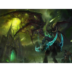 World of Warcraft | Illidan