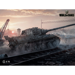 World of tanks | Мир танков | E 75