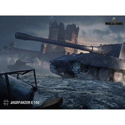 World of tanks | Мир танков | Jagdpanzer E 100