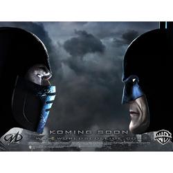 Mortal Kombat: Batman and Sub Zero | Мортал Комбат: Бэтмен и Саб Зиро