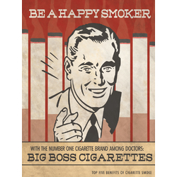 Fallout: Be a happy Smoker | Фаллаут