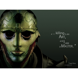 Mass Effect | Thane Krios