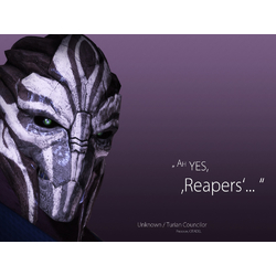 Mass Effect | Unknown / Turian Councilor