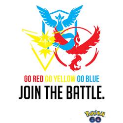 Pokemon GO | Join The Battle