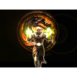 Mortal Kombat: Draсon | Мортал Комбат: Дракон