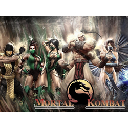 Mortal Kombat: Characters | Мортал Комбат: Персонажи