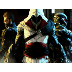 Assassins Сreed   Far Cry   Crysis