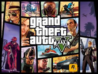 Категория постеров и плакатов Grand Theft Auto 5