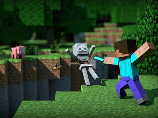 Категория постеров и плакатов Minecraft