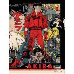 Akira (Модульные постеры) - 2 | Акира