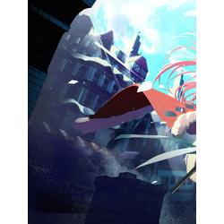 Anime art (Модульные постеры №2) - 1 | Аниме арт